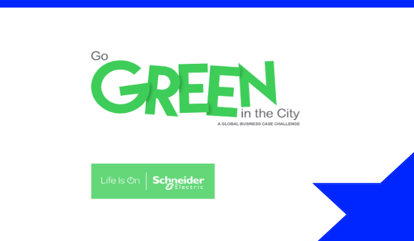GO GREEN IN THE CITY CHALLENGE 2019