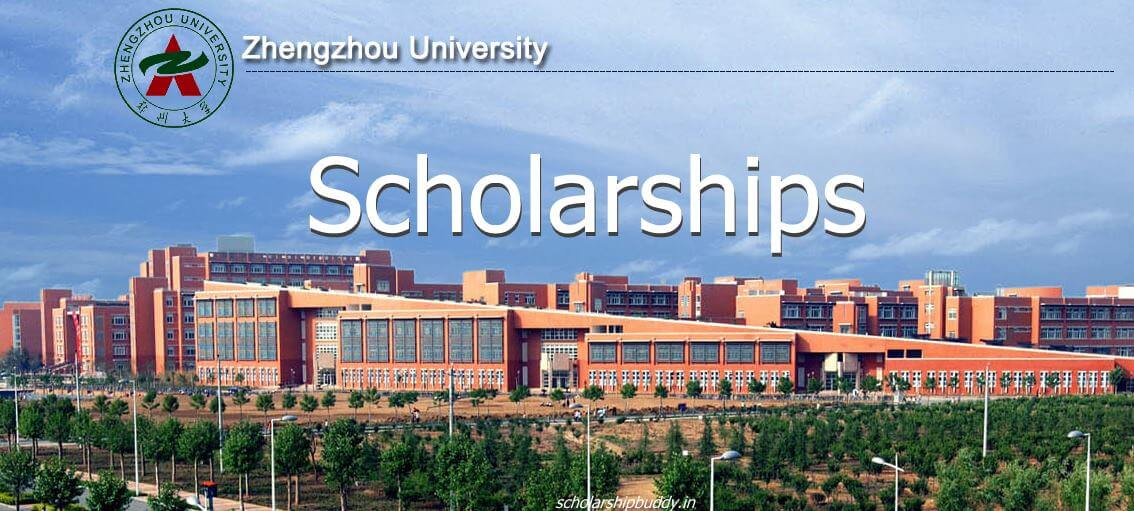 Zhengzhou University President Scholarship 2019