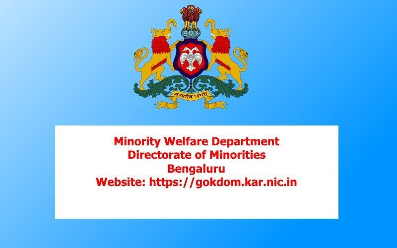 National Overseas Scholarship for Minority community students 2019-20