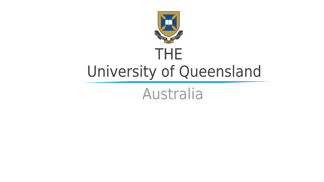 Law Scholarship for International Students University of Queensland, Australia