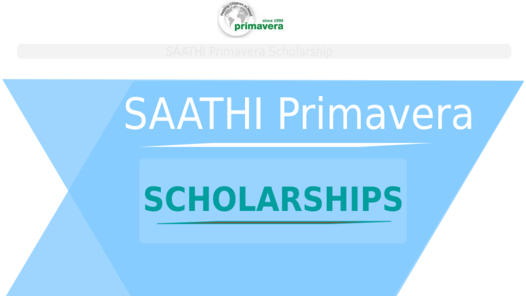 SAATHI Primavera Scholarship for B.A, B.Sc, and B.Com Course 2019-2020