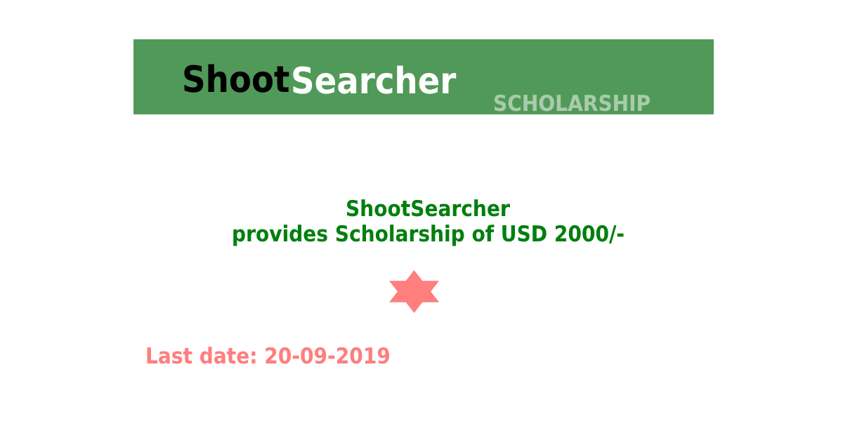 Photography Scholarship