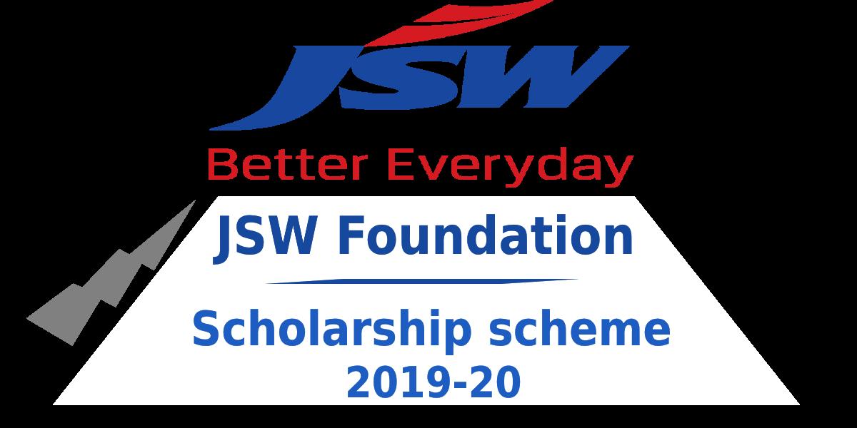 JSW UDAAN Scholarship for Under Graduate Courses 2019-2020