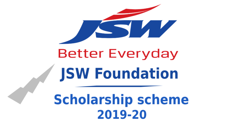 JSW UDAAN Scholarship for Students pursuing Medical Courses 2019-2020