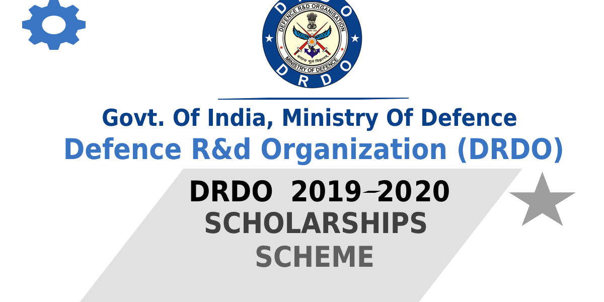 Defence Research Development Organisation (DRDO) Fellowships