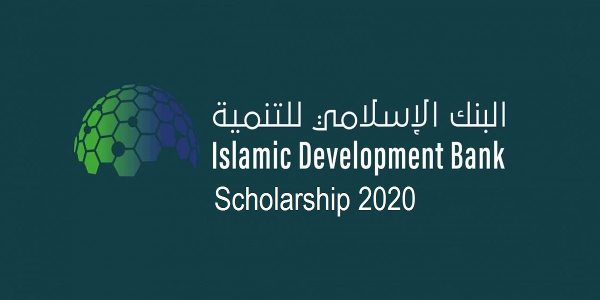 Islamic Development Bank Undergraduate Scholarship Programme 2020-2021